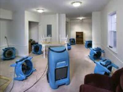 Water damage repairs - Professional carpet cleaning Rockhampton